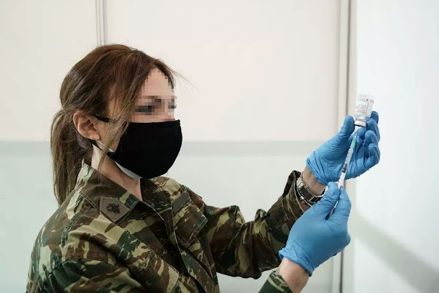 Εξετάζεται η επέκταση υποχρεωτικού εμβολιασμού και στα στελέχη ΕΔ-ΣΑ