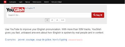 تعلم نطق كلمات الانجليزية