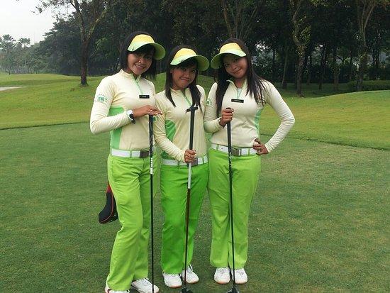 golf jababeka