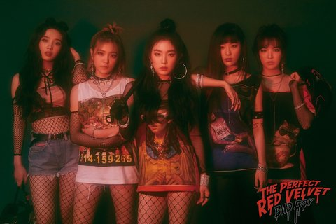 [PANN] Red Velvet'in şu ana kadarki en iyi konsepti 'Bad Boy' mu?