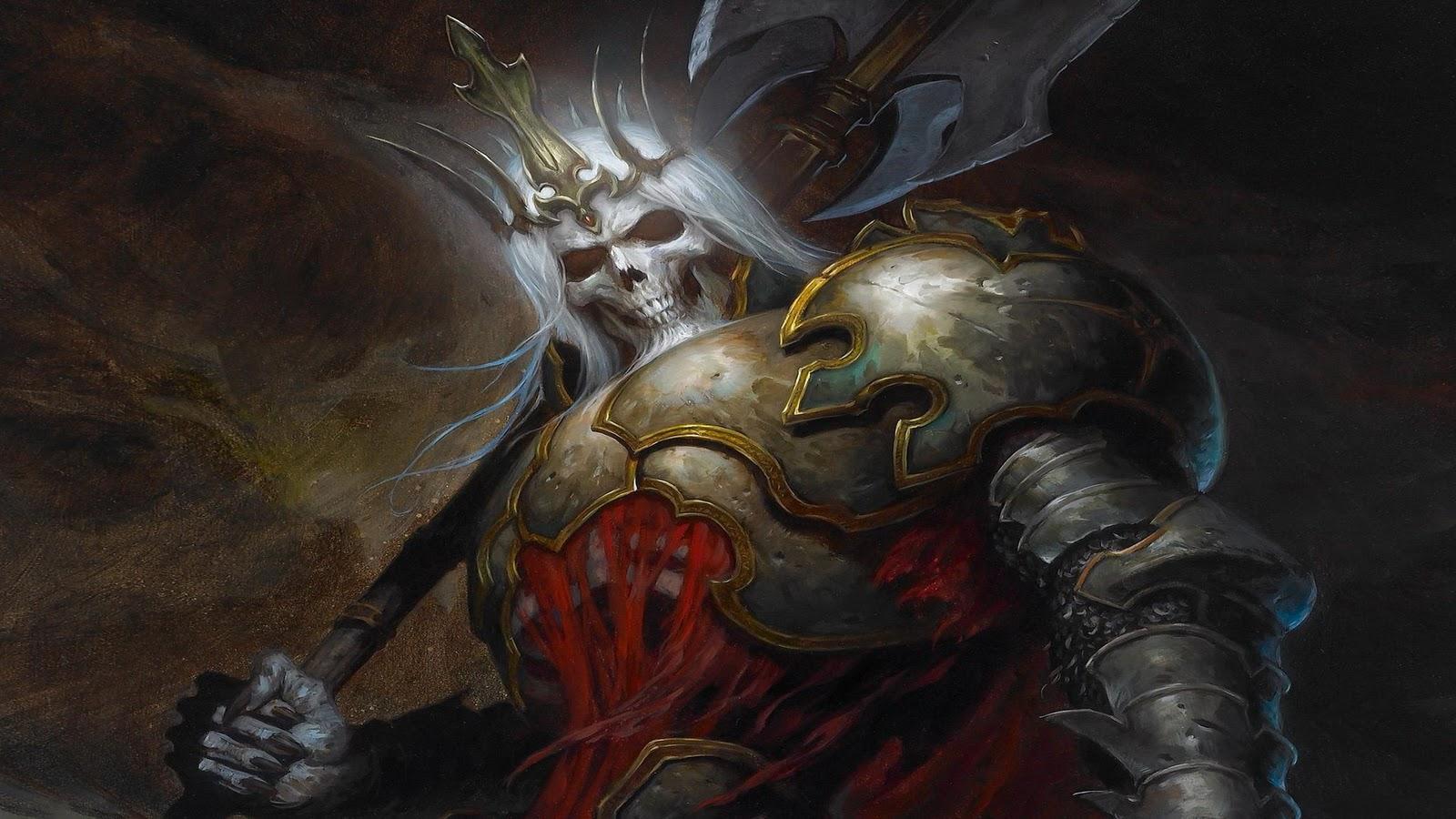 Wallpapers Photo Art: Diablo 3 Wallpaper, Diablo III