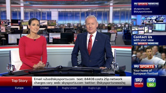 Sky Sports News Ireland - Astra Frequency