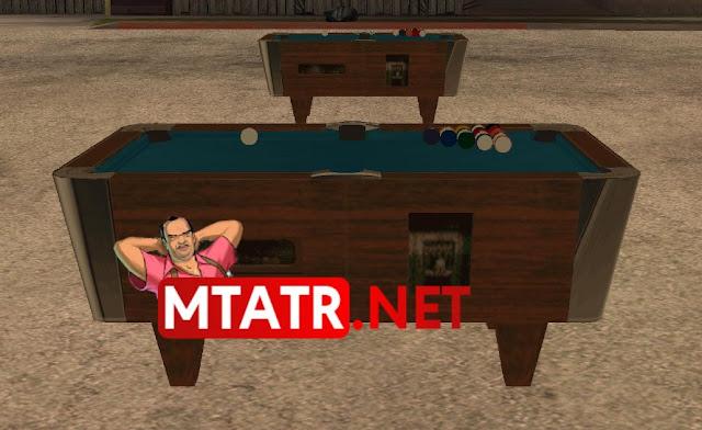 MTA Billiards
