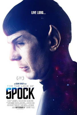 For The Love Of Spock 2016 DVD Custom NTSC Sub