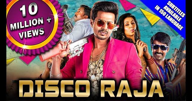 Disco Raja Movie Overview