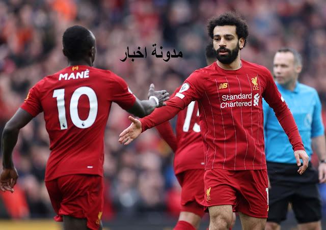 محمد صلاح يقود ليفربول بالفوزعلى بورنموث