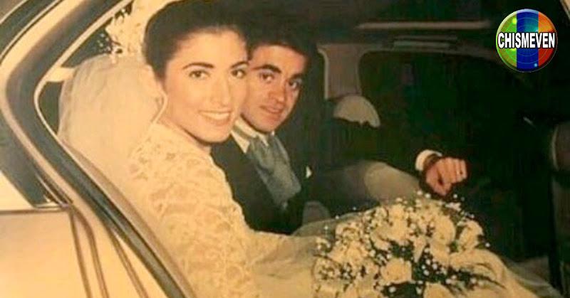 Rafael Lacava cumplió 26 años de casado y lo celebra por todo lo alto