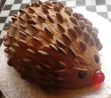 Hedgehog Cake Tin