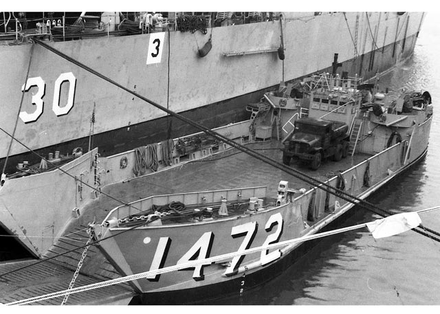 An LCT Mark 5 of Landing Craft during World War II worldwartwofilminspector.com