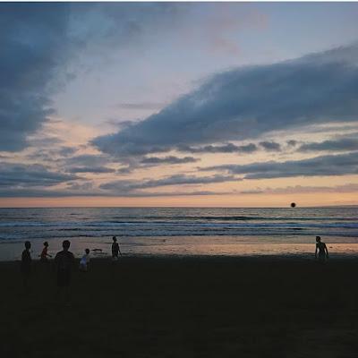 Pesona Pantai Delod Berawah