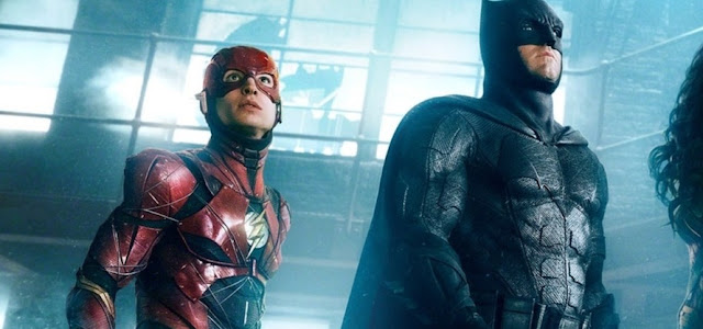 Batman de Ben Affleck será o mentor do Barry Allen de Ezra Miller em 'The Flash'
