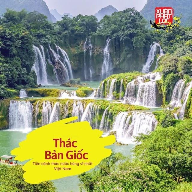 Du xuân Lạng Sơn - Cao Bằng - Bắc Kạn: Tinh hoa sông núi nước non