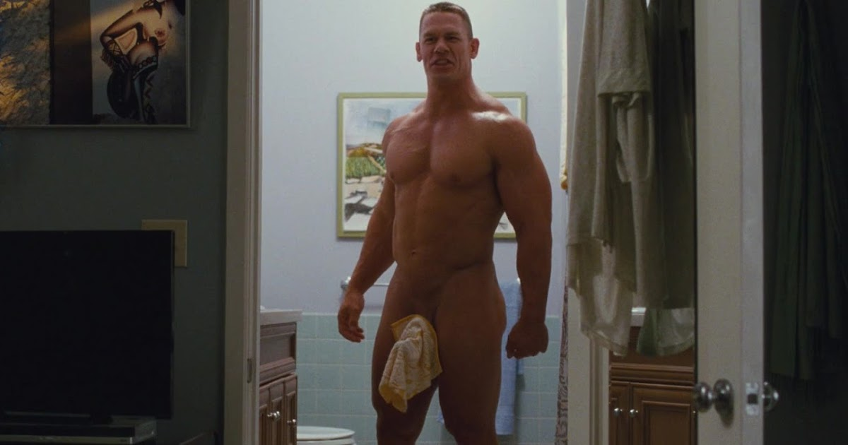 John cena nude photo
