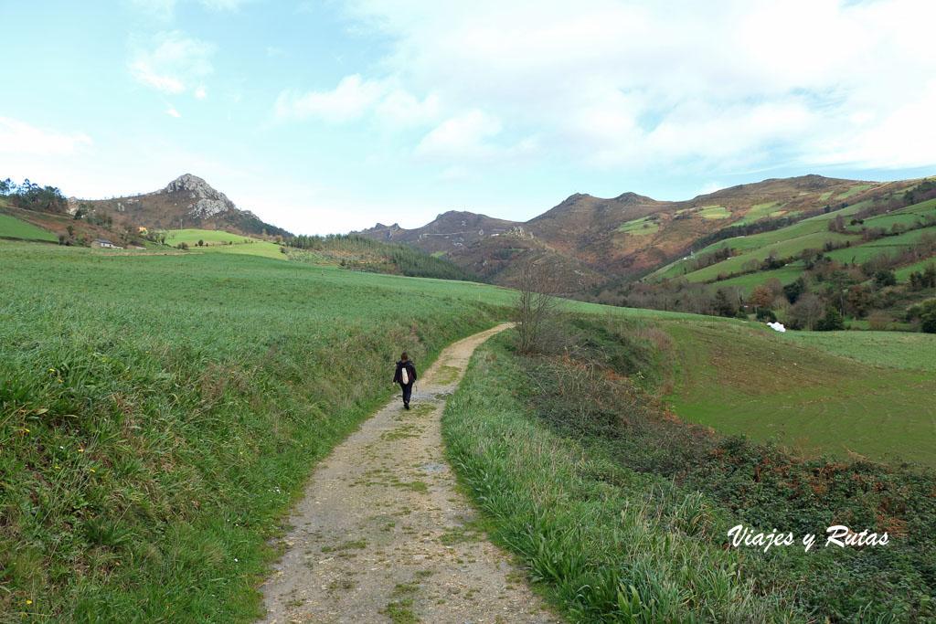 Ruta de las Cascadas de Oneta, Asturias