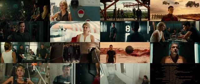 La serie Divergente: Leal Parte 1 (2016) DVDRip Latino