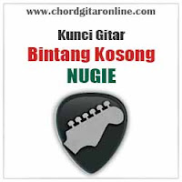 Chord Kunci Gitar Nugie Bintang Kosong
