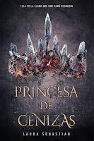 Princesa de cenizas | Princesa de cenizas #1 | Laura Sebastian