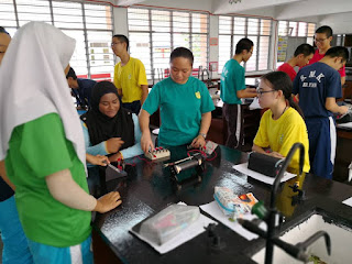 Physics Camp STEM Week 2018