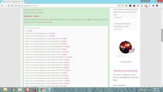 Cara Mengatasi dan Memperbaiki Error Website Links di CHKME