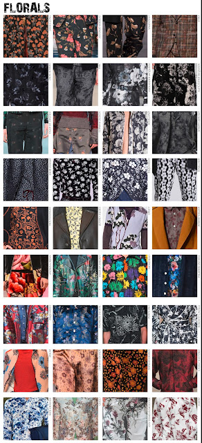 Textile Candy, www.textilecandy.blogspot.co.uk, www.textilecandy.com, Autumn/Winter 2016. A/W16, AW2016, Menswear, mens fashion, fashion trend, trend prediction, Menswear trend, print trend, textile trends, textile design, print design, graphic design, floral print, floral fashion, Moschino aw16, Topman design, Alexander McQueen
