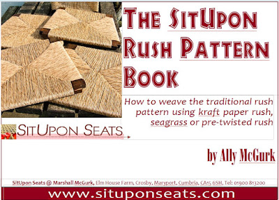 instruction book for rush seating chairs