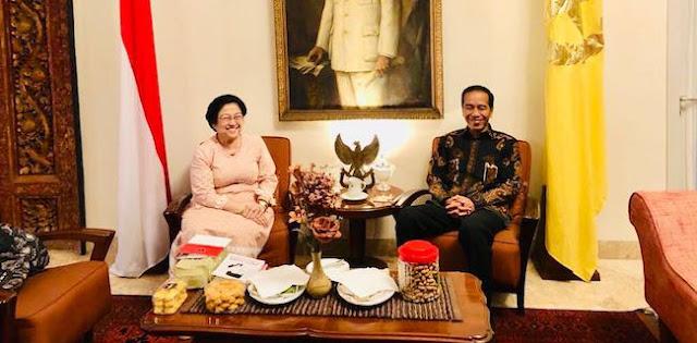 Soal Cawapres, Jokowi Disuruh Mega Minta Petunjuk Tuhan