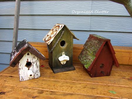 Birdhouse, Birdfeeders & Birdbaths