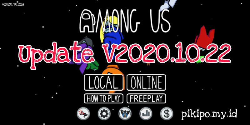 Download Among Us Update 2020 10 22 Versi Terbaru Pikipo