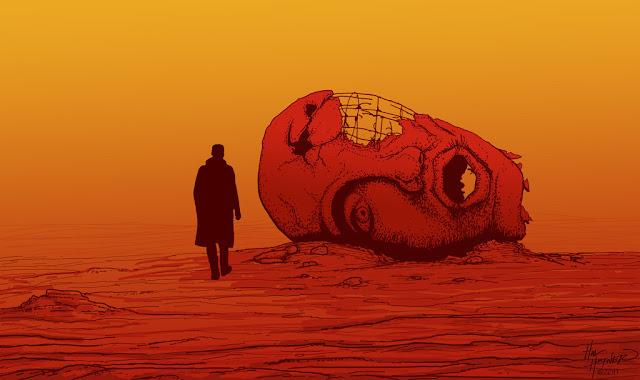فيلم Blade Runner 2049 أفلام الخيال العلمي والإثارة 2017