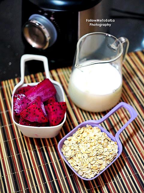 Dragon Fruit Smoothie Recipe With BEKO Vacuum Blender