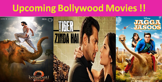 Upcoming Bollywood Movies 2017 list