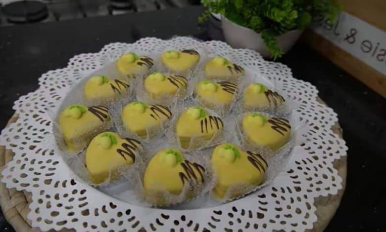 وصفات ام وليد الجديدة – صابلي ام وليد بذوق الليمون ناجح 100% – حلويات العيد 2021