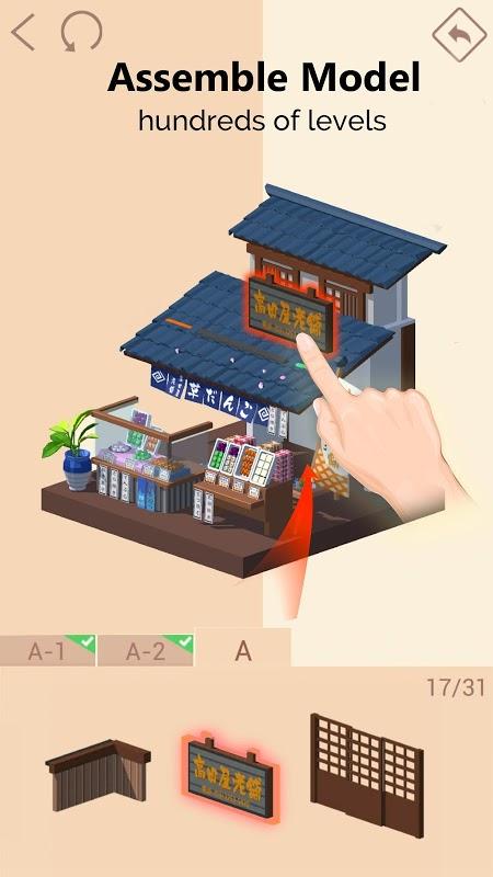 Pocket World 3D v1.6.8.1 Mod, Unlimited Money - Game giải đố cho điện thoại