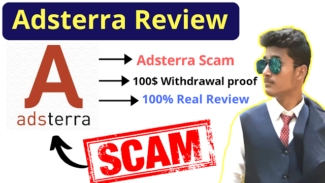 Review of Adsterra Ad Network
