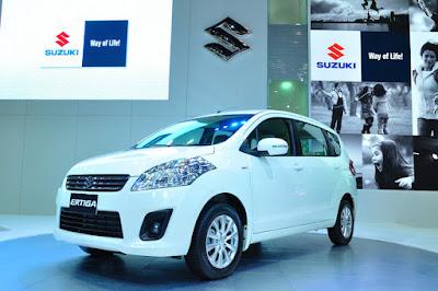 Suzuki Ertiga Mengusung Beragam Keunggulan