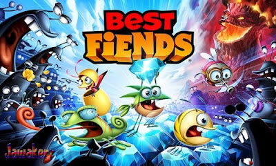 Download Best Fiends game for Android and iPhone