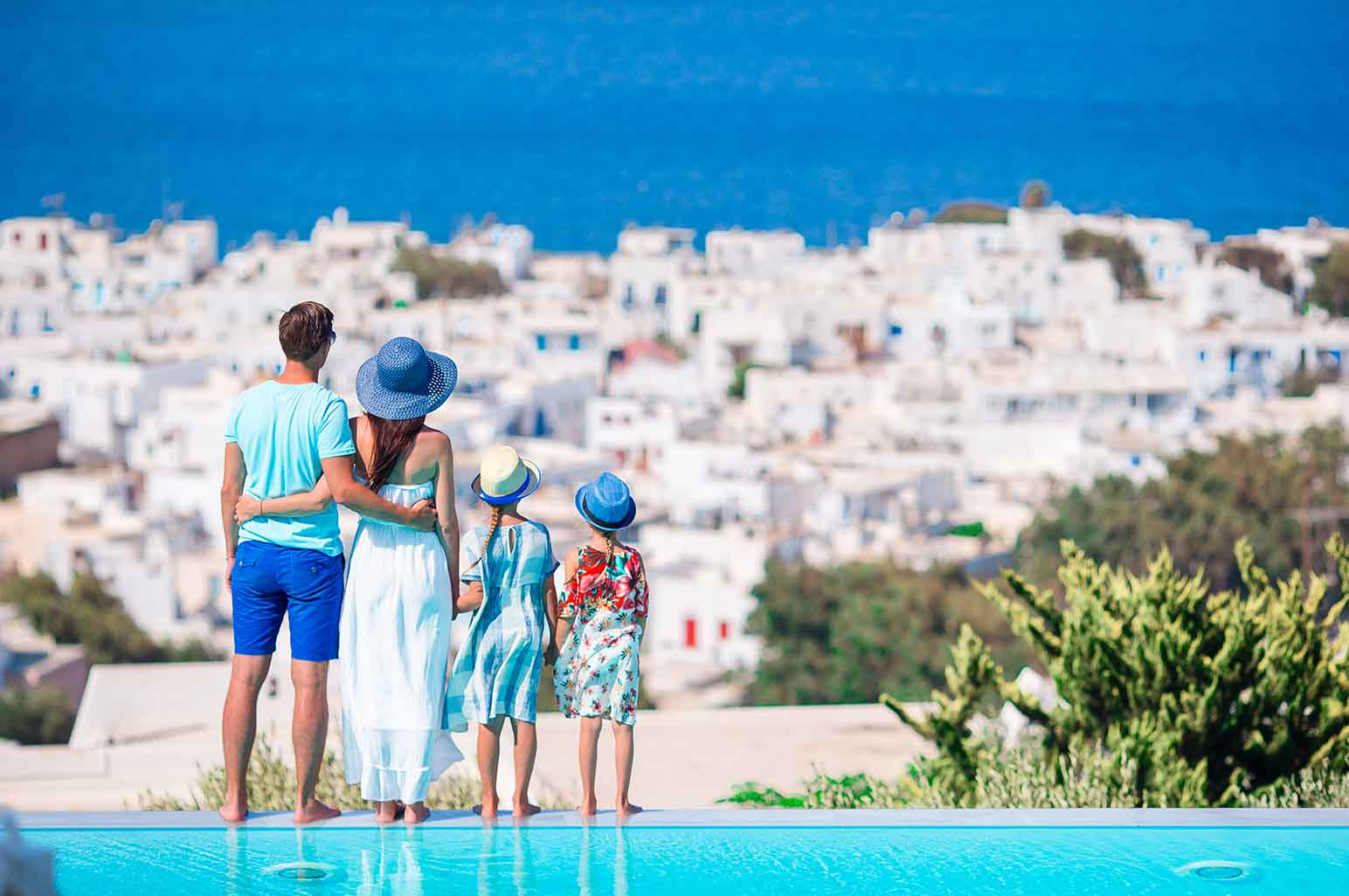 Top 5 Greek Cities Offering Something to the Whole Family