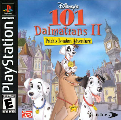 descargar disney's 101 dalmations psx mega