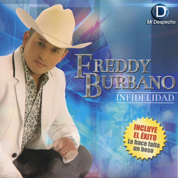 Freddy Burbano Infidelidad