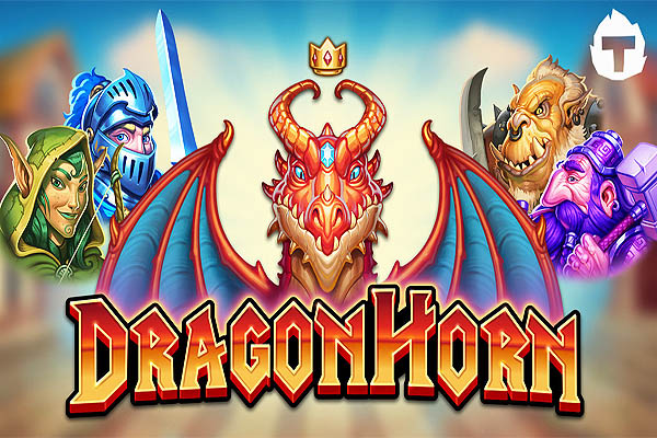 Main Gratis Slot Dragon Horn (Thunderkick)