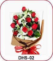 Cara Memesan Bunga Valentine Jakarta Pusat
