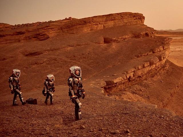 Colonizar Marte pode exigir que a humanidade ajuste seu DNA