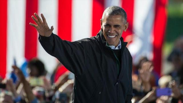 Obama: Comicios de noviembre deciden futuro de democracia en EEUU
