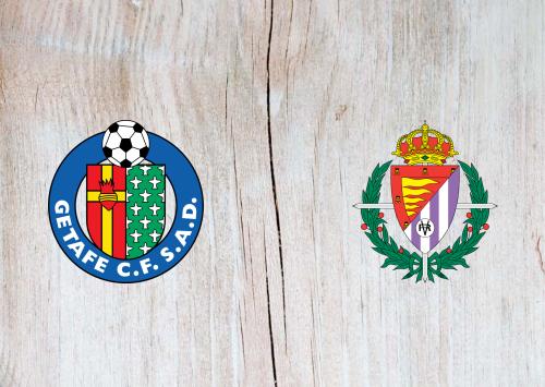 Getafe vs Real Valladolid -Highlights 02 January 2021