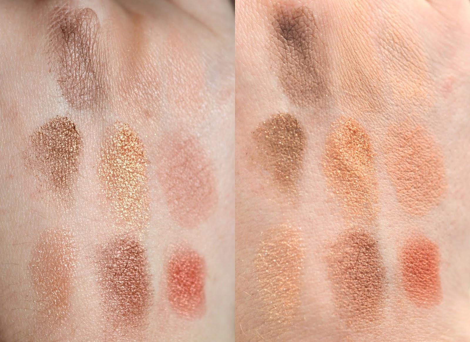 AVON Mono Pop Eyeshadow Palette in Moon Brown