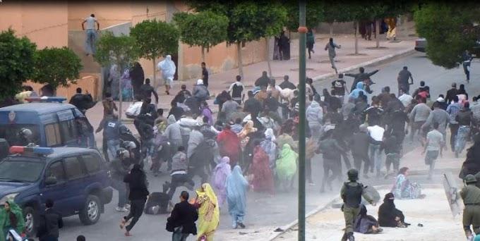 هيئات حقوقية تدين سياسة الإفلات من العقاب المنتهجة من قبل الإحتلال المغربي تجاه مسؤوليه المتورطين في جرائم ضد الشعب الصحراوي.