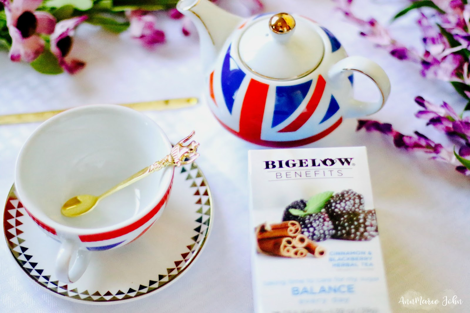 4 Ways to Live a More Balanced Lifestyle - #TeaProudly