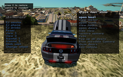 GTA San Andreas New Vehicles Pack With Indicator Download