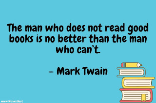 quotes about reading good books