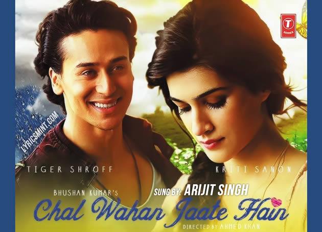 Chal Wahan Jaate Hain - Arijit Singh (2015)